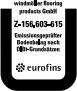 Certifikát Eurofins