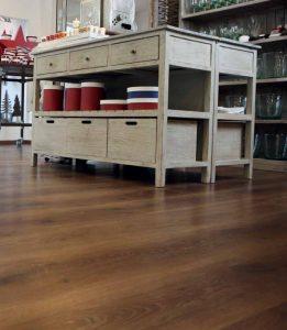 vinylová podlaha wineo® - galerie interiérů